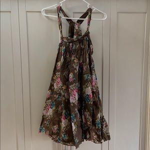 Eliana et Lena Collection floral jumper/dress
